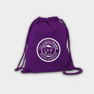 Green & Good Columbia Drawstring Backpack