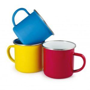 Enamel ColourCoat Mugs, Enamel ColourCoat Mugs, Stupid Tuesday, Stupid Tuesday