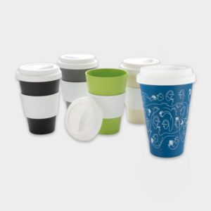 Green & Good Bamboo Fibre Travel Mug, Stupid Tuesday