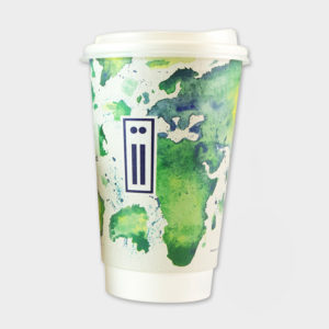 Green & Good Compostable Eco Cup 16oz, Stupid Tuesday