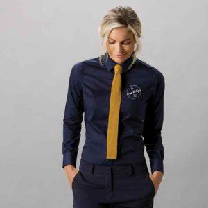 Kustom Kit Womens L/S Poplin Shirt, Kustom Kit Womens L/S Poplin Shirt, Stupid Tuesday, Stupid Tuesday