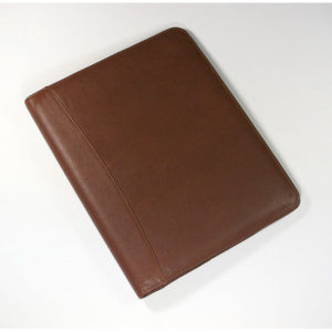 Melbourne Nappa Leather Conference Folder, Stupid Tuesday