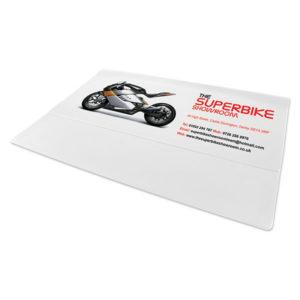 A4 PVC Document Holder – Full Colour, Stupid Tuesday