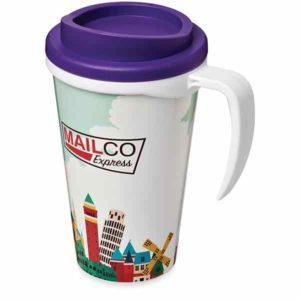 Brite-Americano Grande Mug – Full Colour, Stupid Tuesday
