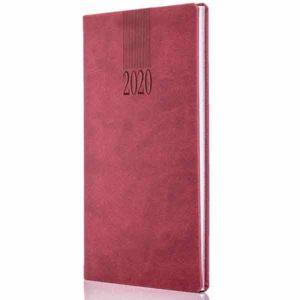 Personalised Castelli Tucson weekly portrait pocket business diary