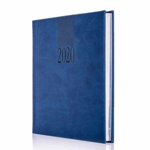 Personalised castelli a5 weekly business diary