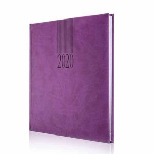 Personalised castelli weekly business diary