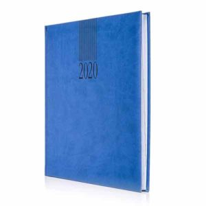 Personalised Castelli Tucson A4 daily business diary