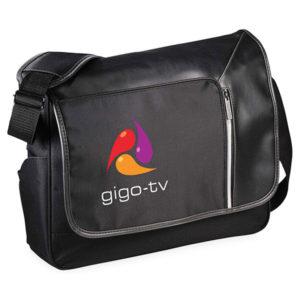 Vault RFID Laptop Messenger Bag, Stupid Tuesday