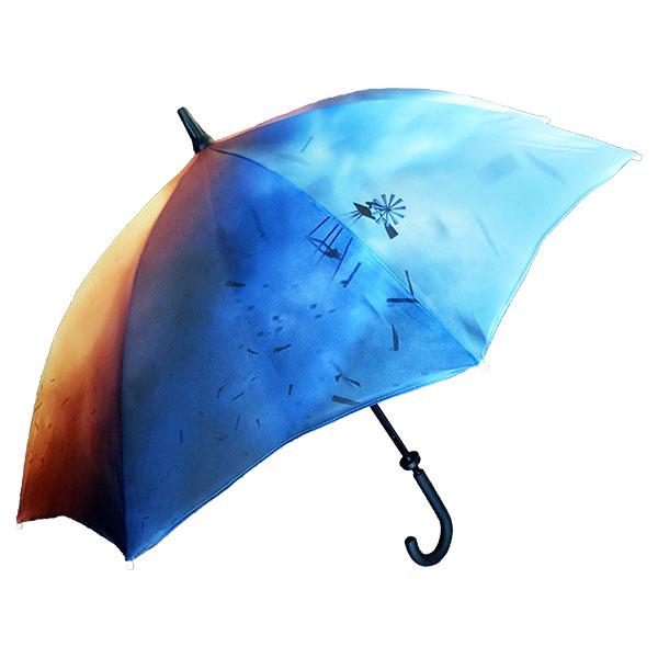 Spectrum Full Colour Walking Umbrella