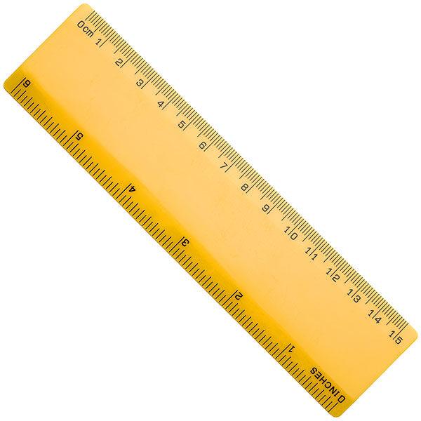 BG 6 Inch/150mm Ruler, Stupid Tuesday