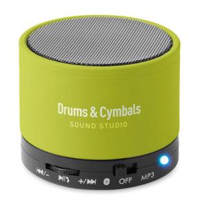 Bluetooth Drum Speaker, Stupid Tuesday