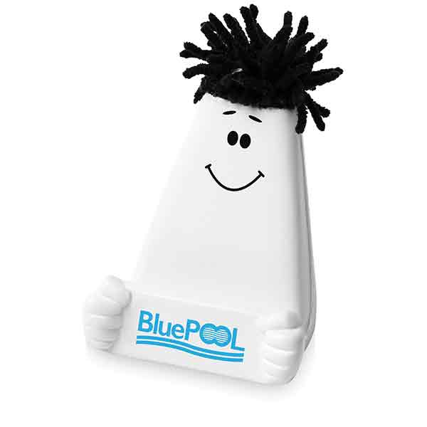 Mop Topper Phone Stand - A great stress reliever