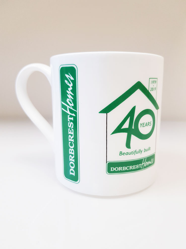 Case Study: Dorbcrest Homes The Ash Bone China Mug