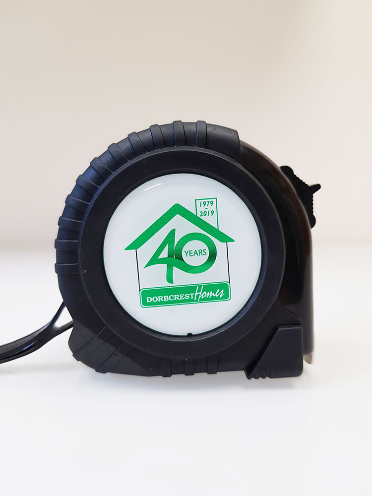 Case Study: Dorbcrest Homes The Ronin 5m Tape Measure