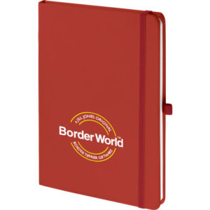 Mood Softfeel Notebook