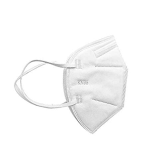 kn95 white non woven face mask