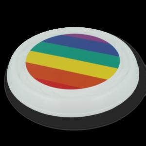 Rainbow Turbo Pro Flying Disc