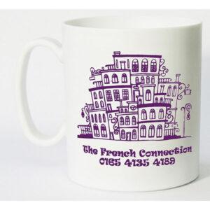Recycled Plastic Transit mug