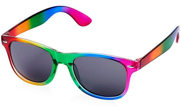 Rainbow Promotional Products - Sun Ray Rainbow Sunglasses